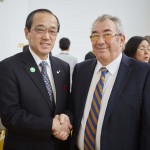 NFLA welcomes Mayor of Hiroshima's visit to Manchester and the UK Parliament and the Mayors for Peace statement on the Paris terrorist attacks