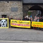 NFLA Welsh Forum joins with other Welsh anti-nuclear groups to discuss challenging Welsh nuclear policy and unanimously agrees on the 'Machynlleth Declaration'