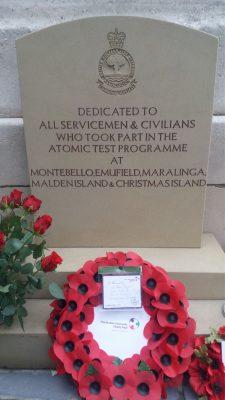The Leeds Memorial Stone