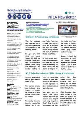 NFLA Newsletter April 2021