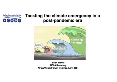 How do Local Authorities tackle climate change in a post-pandemic era?