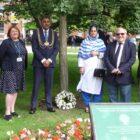 Leeds Nagasaki Day ceremony